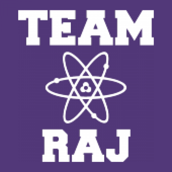 Lady Shirt TEAM RAJ