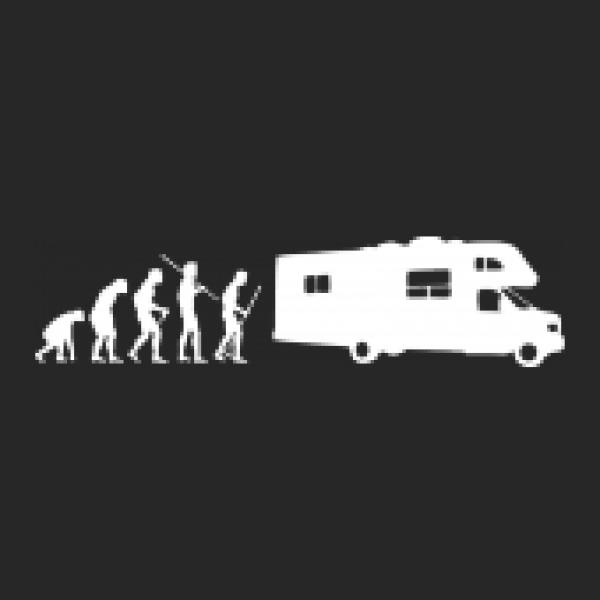 Jutebeutel Natur EVOLUTION CAMPER