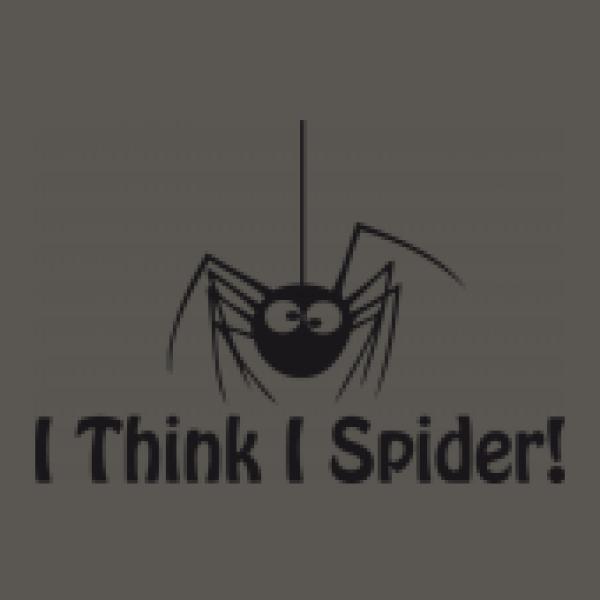 Lady Shirt I THINK I SPIDER