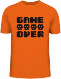 Herrenshirt PIXEL GAME OVER