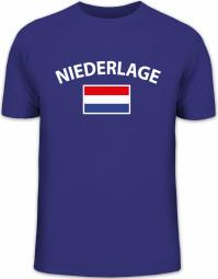 Herrenshirt EM/WM 25 - NIEDERLAGE