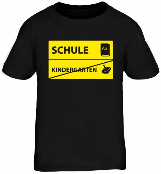 kindergarten schule kinder t shirt shirtstreet. Black Bedroom Furniture Sets. Home Design Ideas