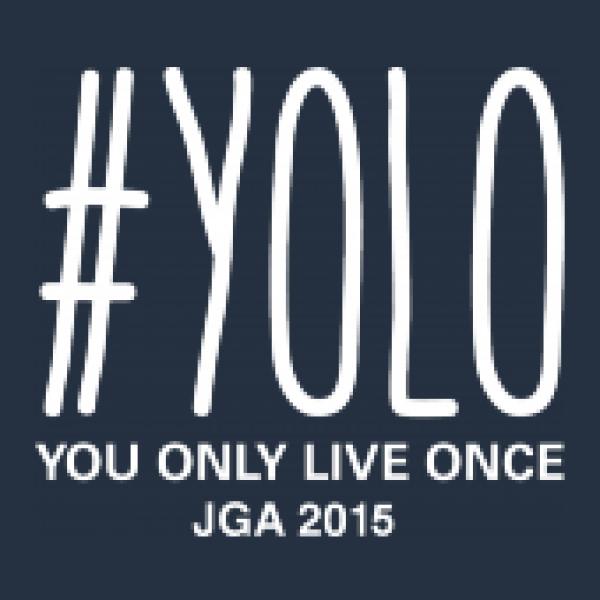 Herren Kapuzenpullover JGA 59 - YOU ONLY LIVE ONCE Kombi