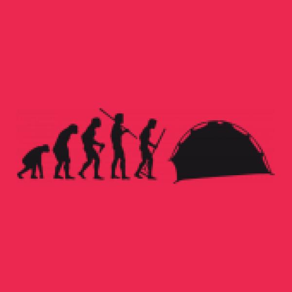 Jutebeutel Earth Positive EVOLUTION ZELTEN