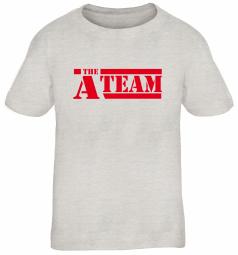 Shirtstreet24 Kinder T-Shirt A-TEAM