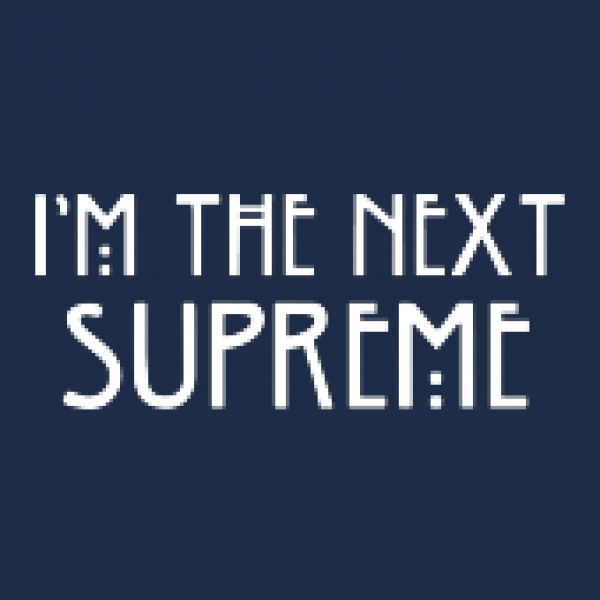 Herrenshirt AHS - I`m The Next Supreme
