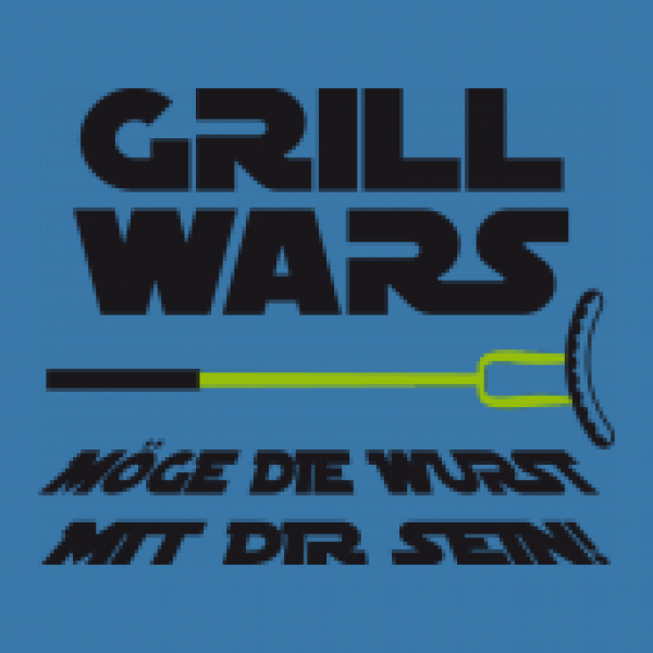 Lady Shirt GRILL WARS - Möge die Wurst...