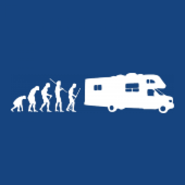 Shirtstreet24 Kinder T-Shirt EVOLUTION CAMPER