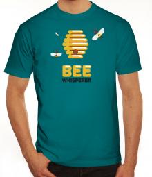 Herrenshirt Bee Whisperer
