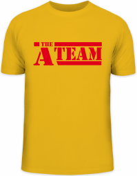 Herrenshirt A-TEAM