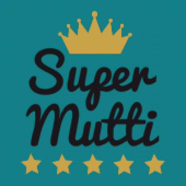 Herrenshirt Muttertag - Super Mutti